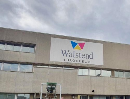 Walstead invests in web offset at Eurohueco